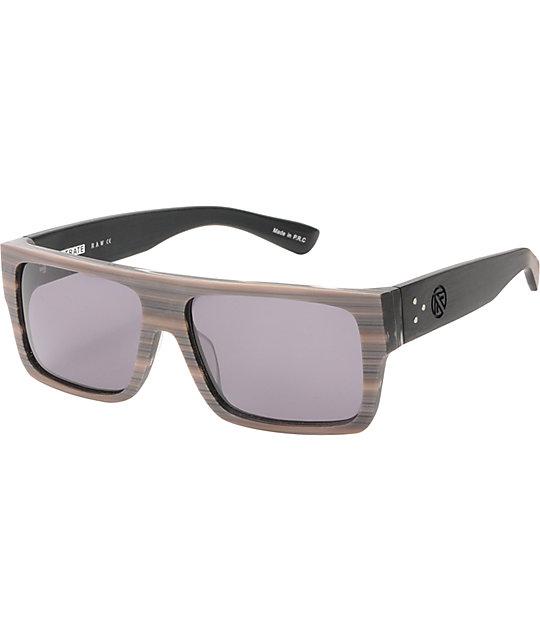 Filtrate Sushi Black Deck & Grey Sunglasses