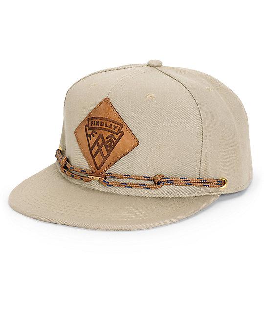 Findlay Lockport Snapback Hat