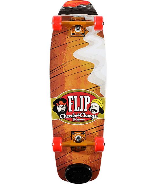 "Flip El Cigarro 29""  Cruiser Complete Skateboard"