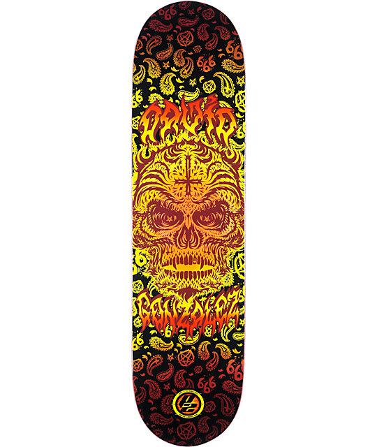 "Flip Gonzalez P2 Hell Rider 8.0""  Skateboard Deck"