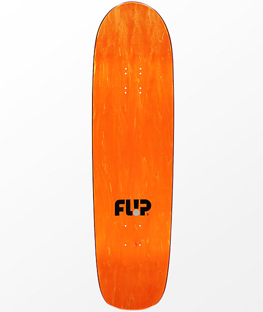 "Flip Mountain Crest 9.0"" Skateboard Deck"