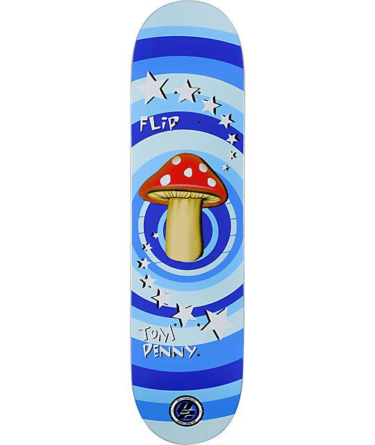"""Flip Penny Mushroom P2 8.0""""  Skateboard Deck"""