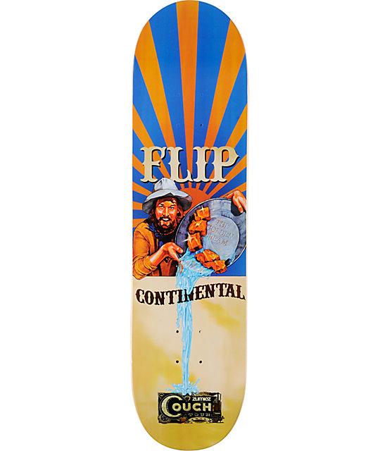 "Flip x Zumiez Couch Tour 8.1""  Skateboard Deck"