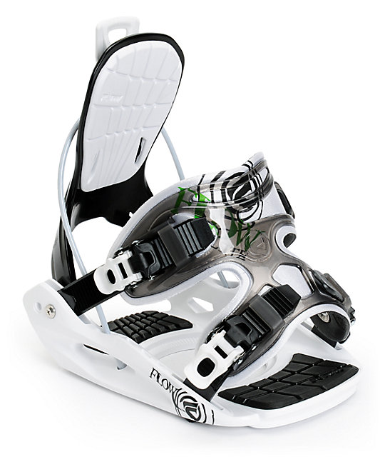 Flow Flite Storm Trooper Snowboard Bindings