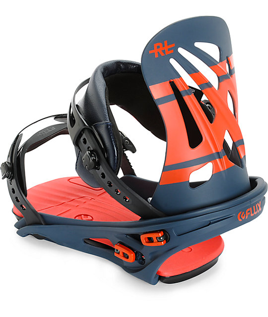 Flux RL Snowboard Bindings