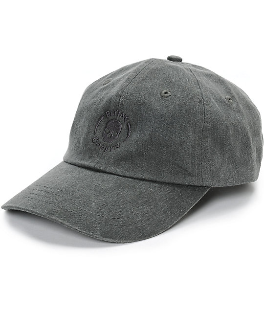 Flying Coffin Shocktrooper Pigment Dyed Strapback Hat