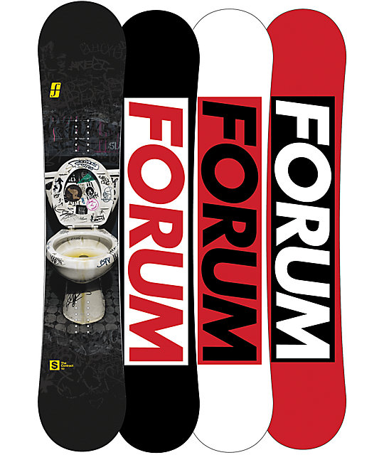 Forum Contract 150cm Snowboard