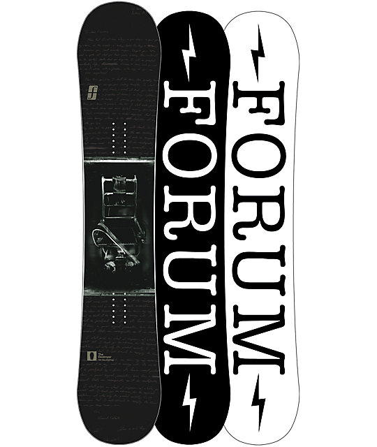 Forum Destroyer 154cm Mens Snowboard