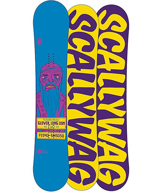 Forum Scallywag ChillyDog 158cm Snowboard