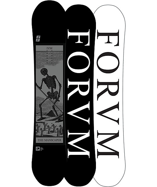 Forum The Deck 154cm Snowboard