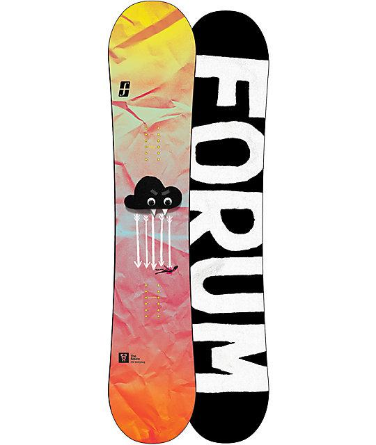 Forum The Sauce 142cm cm Womens Snowboard