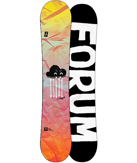 Forum The Sauce 147cm cm Womens Snowboard