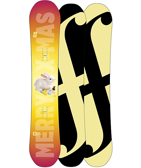 Forum The Spinster 151cm Womens Snowboard