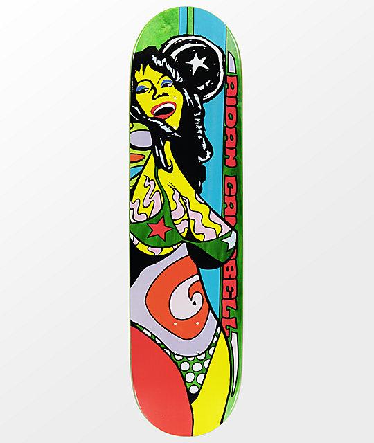 "Foundation Aidan Color of Women 8.375"" Skateboard Deck"