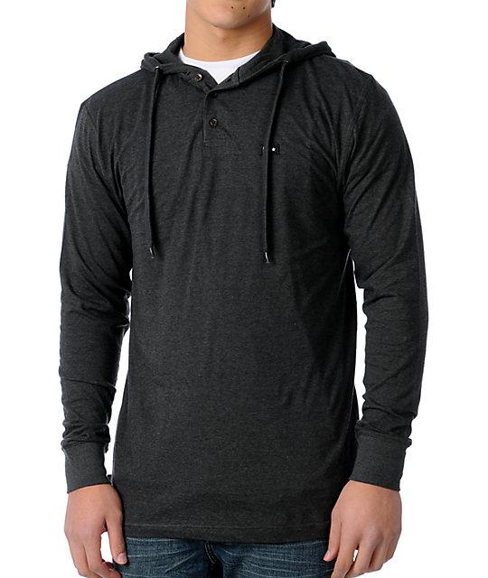 Fourstar Elko Grey Lightweight Sweatshirt