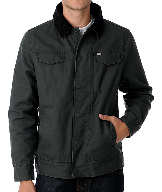 Fourstar Mason Green Mens Army Jacket