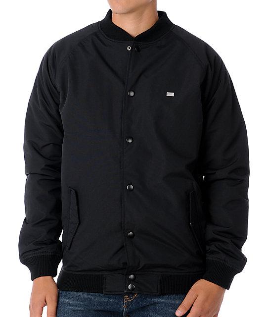 Fourstar Wheeler Black Jacket