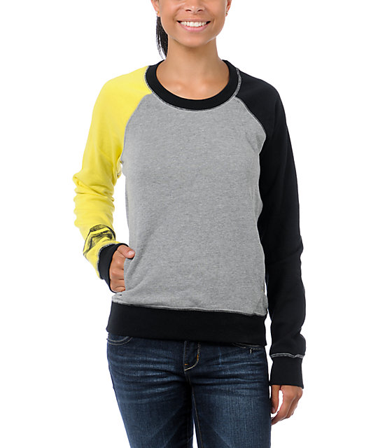 Fox Encountered Crew Neck Sweatshirt