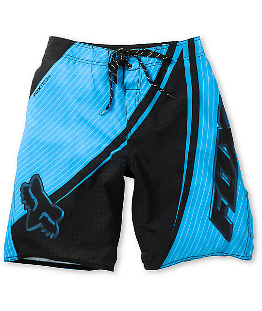 Fox Flight 2 Blue Board Shorts