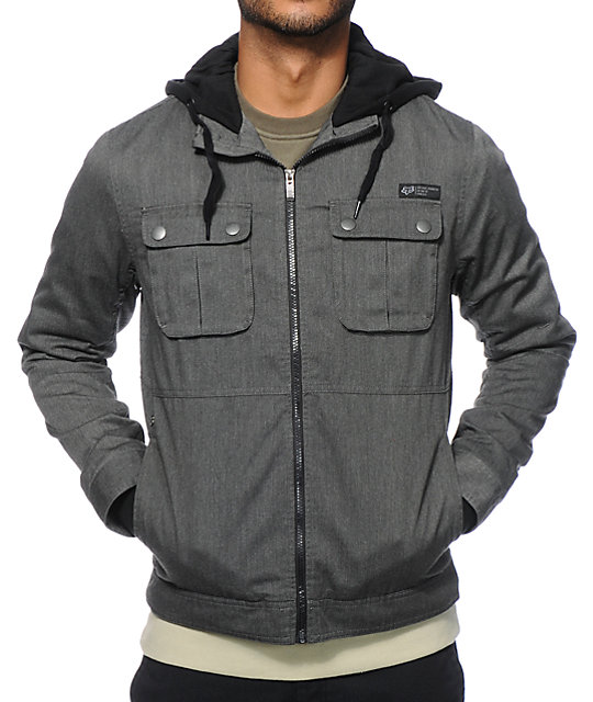 Fox Fremont Hooded Jacket