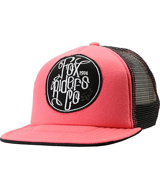 Fox Hooky Snapback Trucker Hat