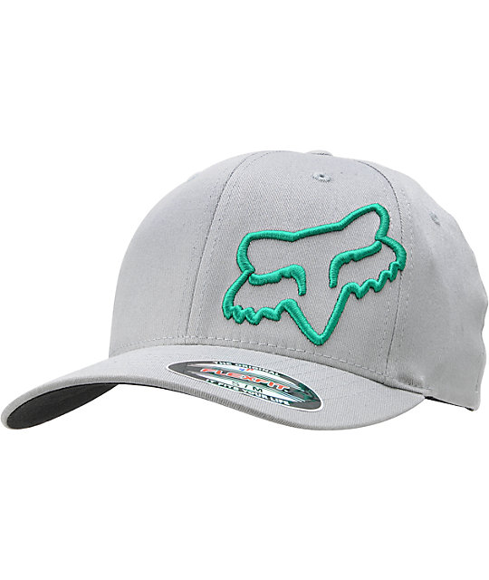 Fox Muggin Grey FlexFit Hat