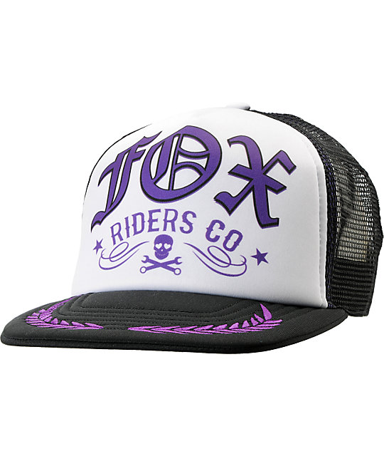 Fox Outdoors Snapback Trucker Hat