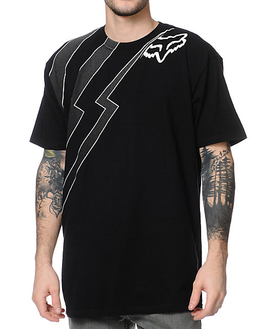 Fox Preverb Black T-Shirt