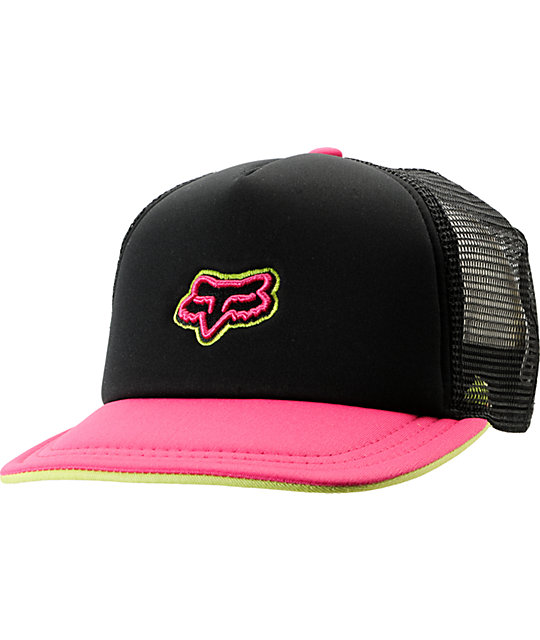 Fox Ride Forever Snapback Trucker Hat