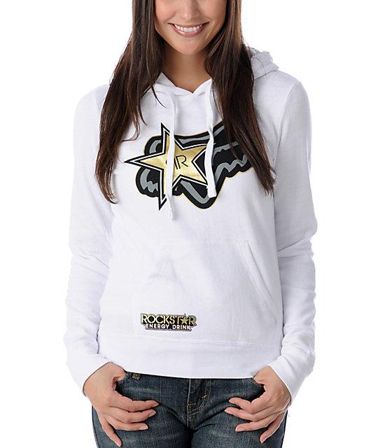 Fox x Rockstar Rockstar Mini Pullover Hoodie