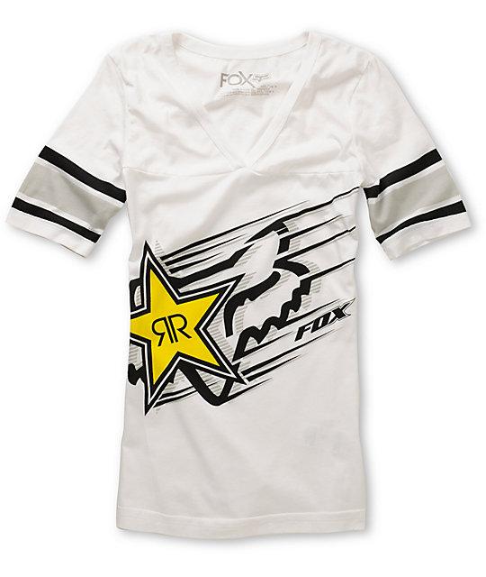 Fox x Rockstar Zoom Football T-Shirt
