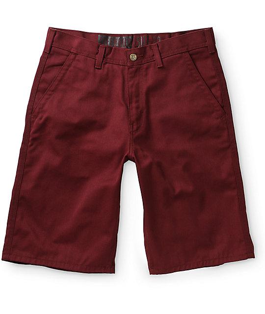 Free World Hooligan Chino Shorts
