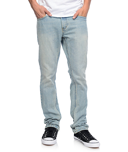 Free World Messenger Westport Skinny Jeans
