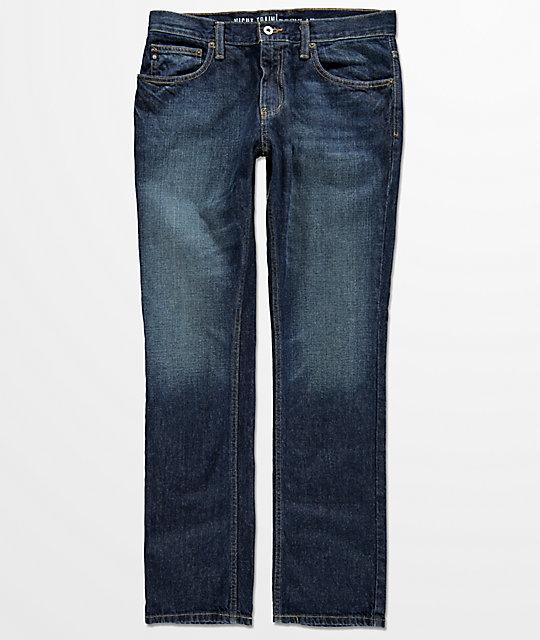 Free World Night Train Miami Indigo Jeans