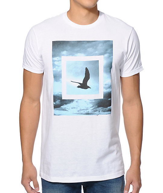 Freedom Artists Freebird White T-Shirt