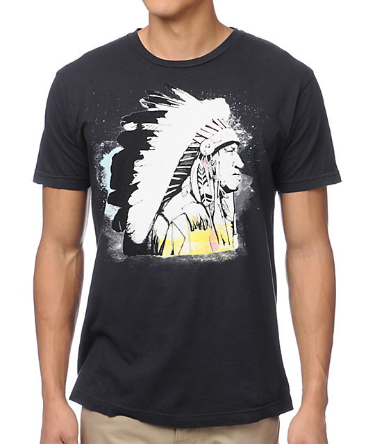 Freedom Artists Origins Black T-Shirt
