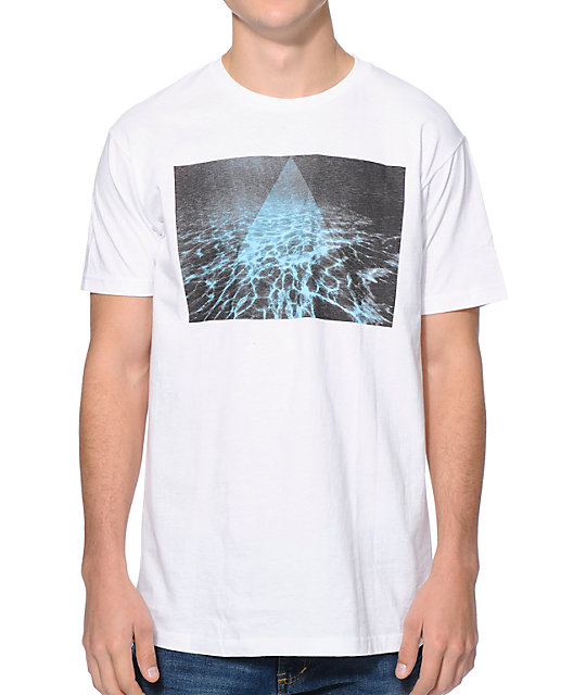 Freedom Artists Underwater White T-Shirt