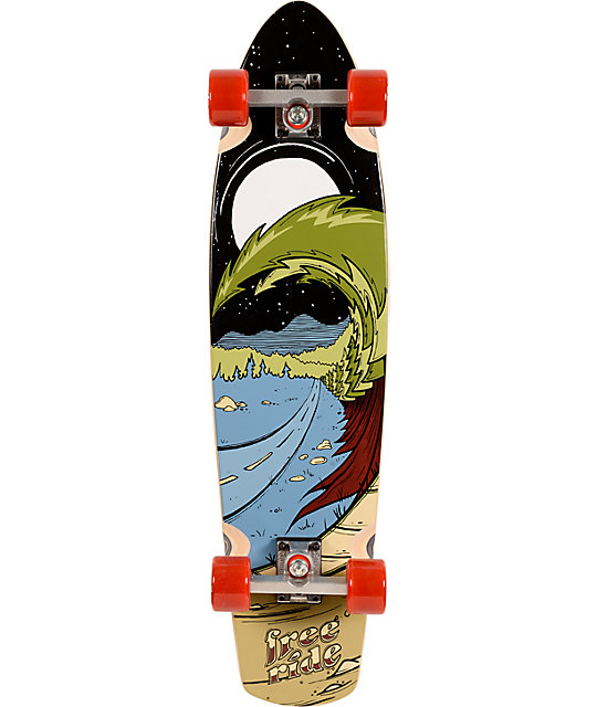 Freeride Tree Barrel 34