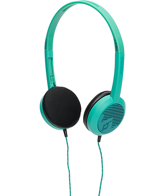 Frends The Alli Teal Micd Headphones