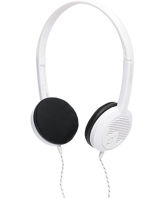 Frends The Alli White Micd Headphones