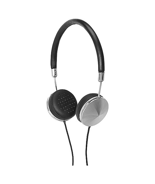 Frends The Layla Black & Silver Headphones