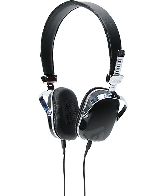 Frends The Light Black Headphones