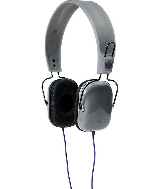 Frends The Light Wire Grey Headphones