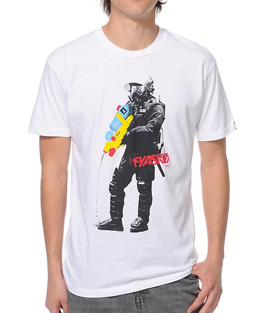 Fyasko SWAT Soaker White T-Shirt