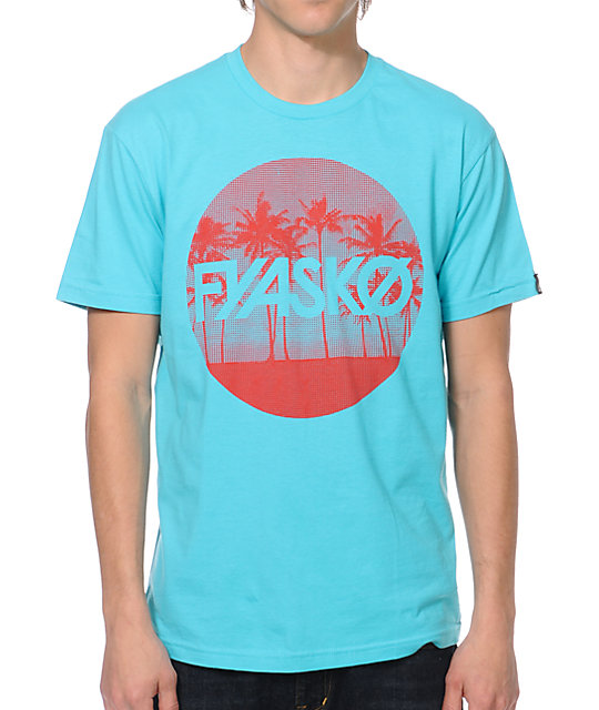 Fyasko Typhoon Blue T-Shirt