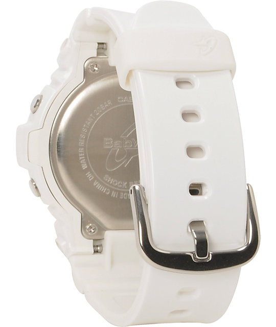 G-Shock BG6900 Baby-G Mirror White Watch