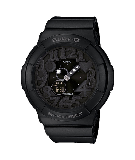G-Shock BGA131-1B Baby-G Black Watch