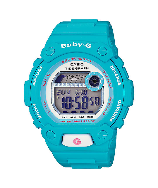 G-Shock BLX102-2B Baby-G Blue Watch
