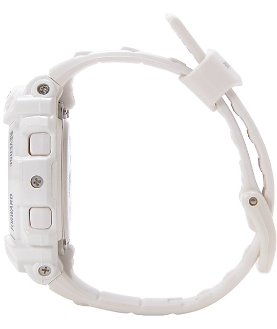 G-Shock BLX103-7 Baby-G White Watch