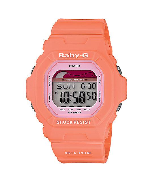 G-Shock Baby-G BLX5600-4 LTD Orange Watch